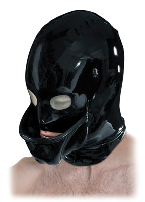Fetish Fantasy Extreme Cum Bucket Hood