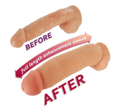 Fat Jack Penis Enlarger Sleeve