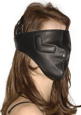 Strict Leather Full Face Mask - SM