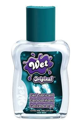 Wet Original 1.5 Oz Gel Body Glide