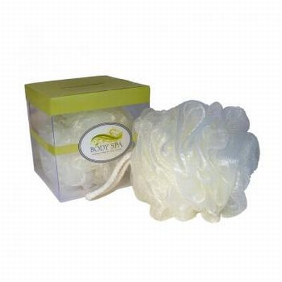 Body Spa Vibrating Mesh Sponge