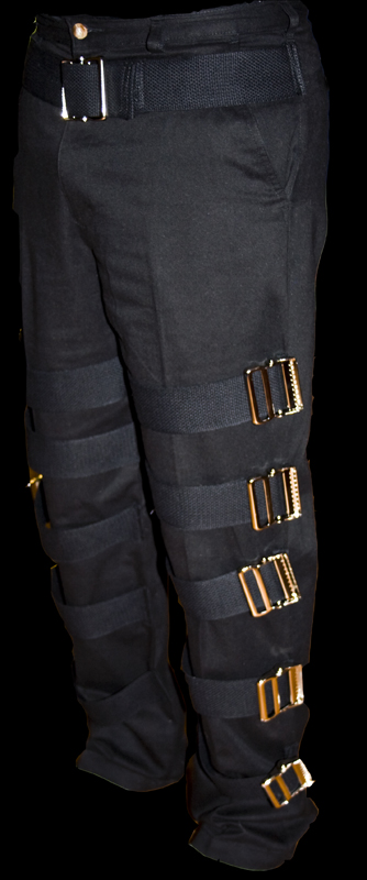 straight jacket pants
