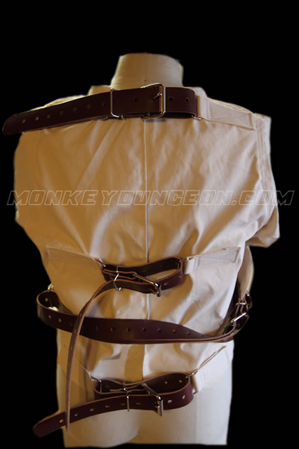 antique straight jacket