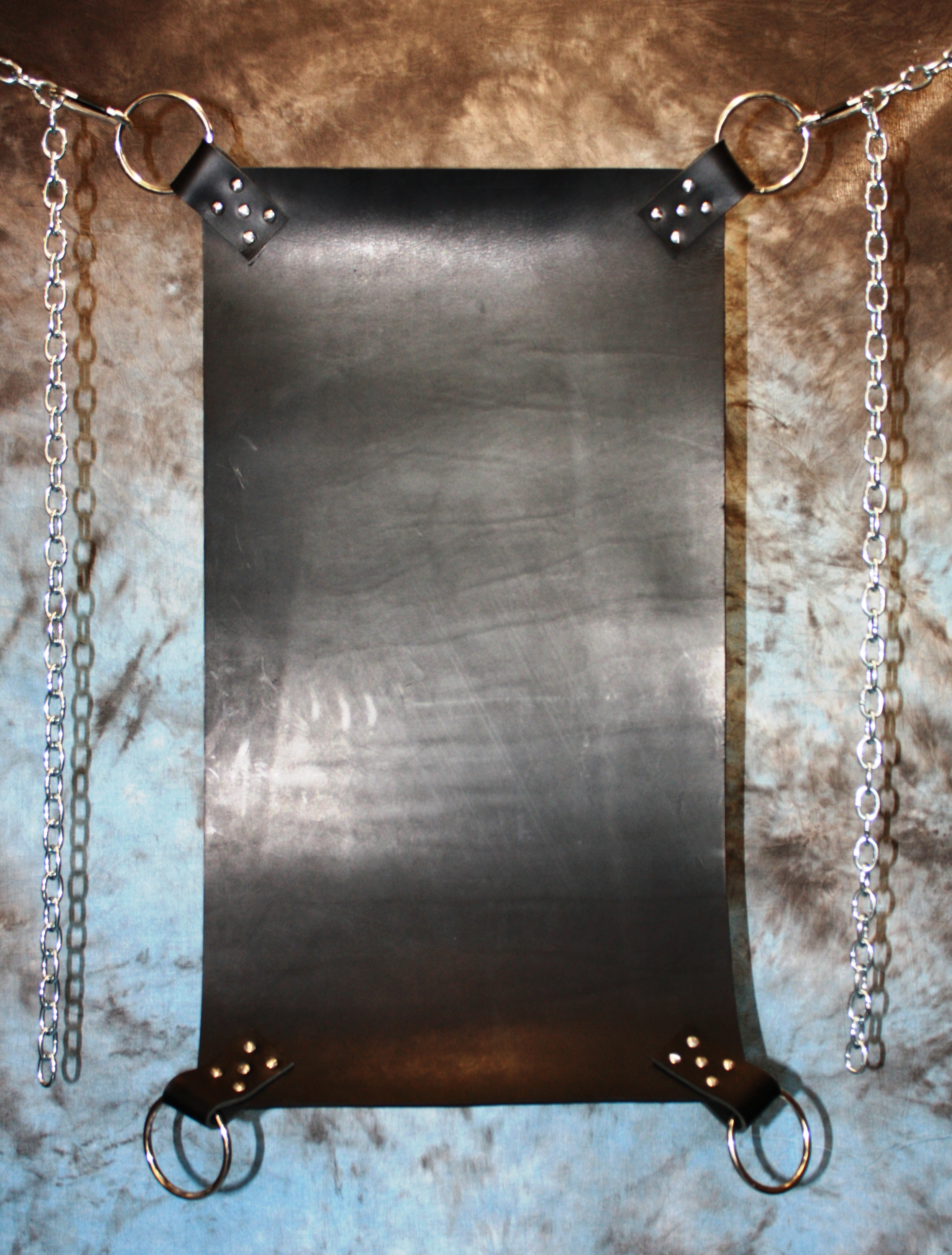 leather sex swing sling