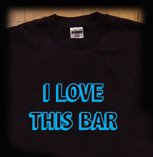 I love this bar