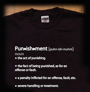 punishment definition