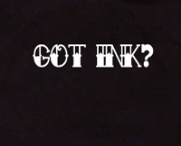 got ink tattoo t shirt