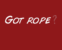 got rope t shirt bondage restraint fetish