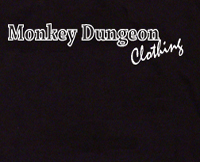 monkey dungeon clothing t shirt