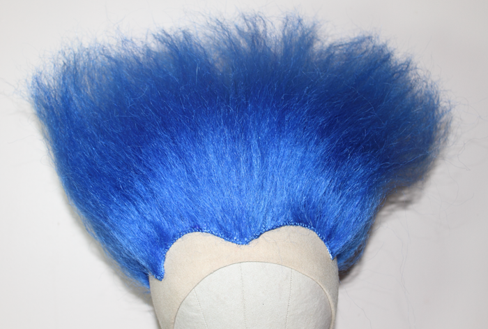 yak clown wig