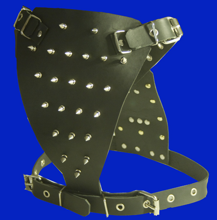 leather dog harness german shepard