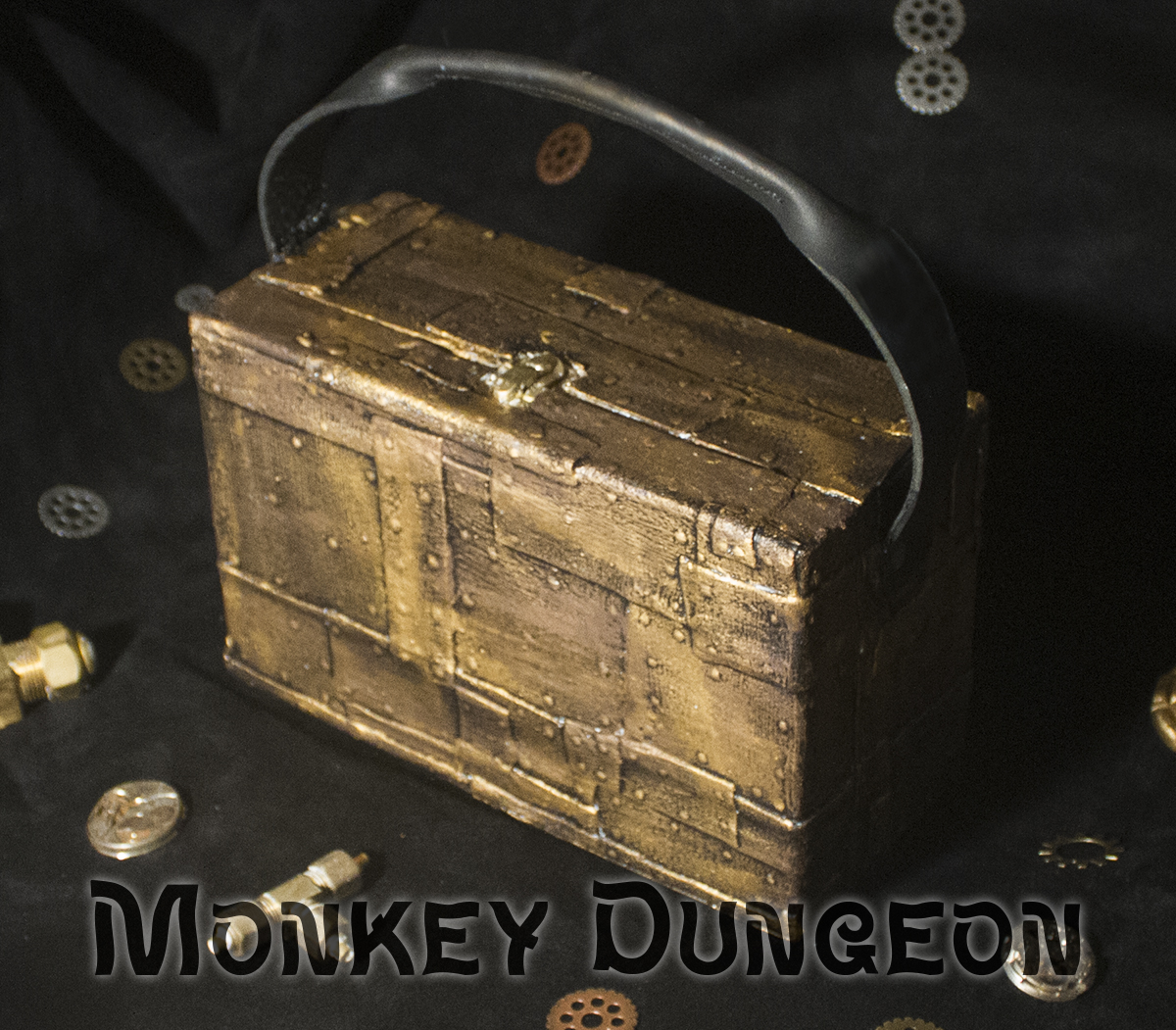steampunk storage box