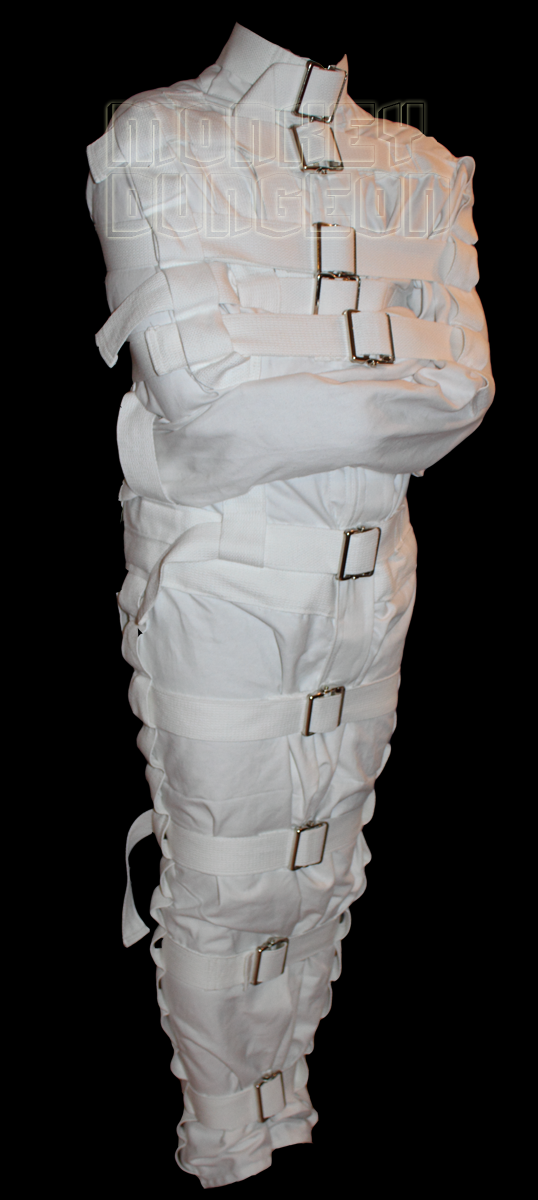 The mummy straight jacket